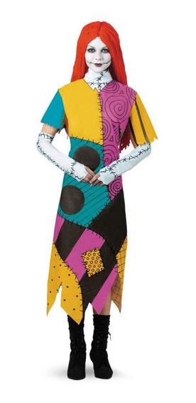 Disfraz Mujer Halloween Lucy Jack Disney Xl