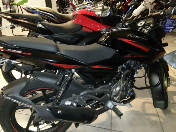 Rouser 135 Cc Colores Disponibles-financiacion Total