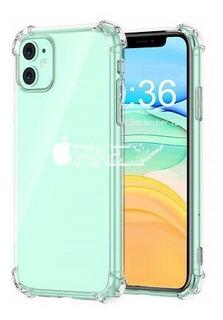 Funda Antishock Case Transparente Apple iPhone 11, Pro, Max