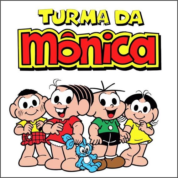 40 Vetores Turma Da Mônica
