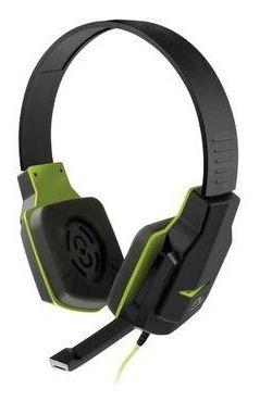 Headset Gamer Multilaser Ph146 Verde