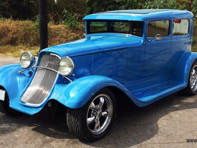 Ford Tudor 1932 Hot Rod, Ñ Rat Fordinho V8