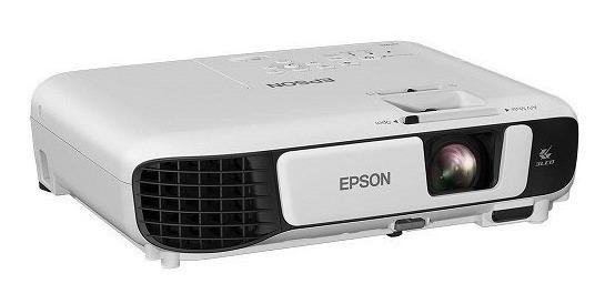 Projetor Epson Powerlite S41 Hdmi 3300 Lumens + Cabo Hdmi