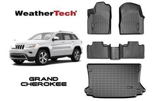 Bandeja Weathertech Jeep Grand Cherokee 2013+