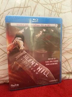 Bluray Silent Hill Revelação - Inclui As Versões 3d E 2d