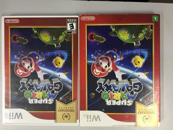 Super Mario Galaxy - Raro - Original - Wii Wiiu