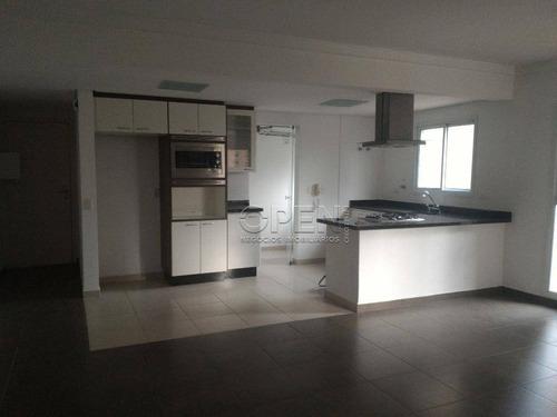 Imagem 1 de 14 de Apartamento Com 1 Dormitório Para Alugar, 70 M² Por R$ 2.100,00/mês - Jardim - Santo André/sp - Ap6234