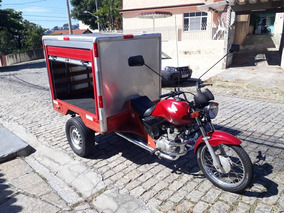 Honda Cg 150 Cargo Flex