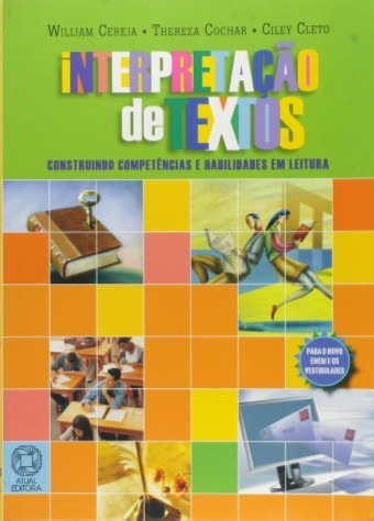 Interpretacao De Textos - Vol Unico (g) William Roberto Ce