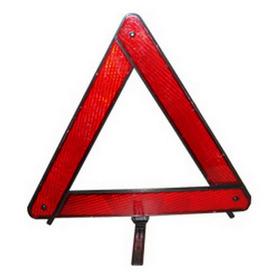 Triangulo De Segurança - Preto