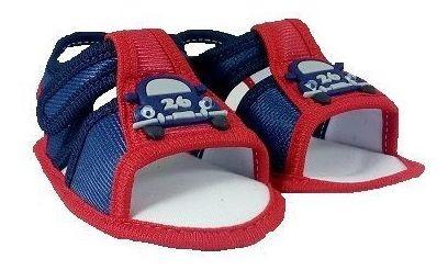 Sandália Keto Baby Masc. Velcro