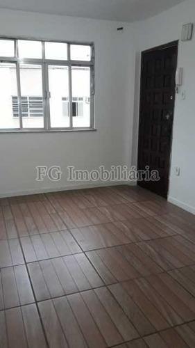 Imagem 1 de 13 de Apartamento-locação-água Santa-rio De Janeiro - Caap20415