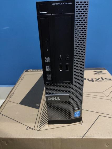 Computador Dell Optiplex 3020 I5 4ª Geração Hd 500gb 4gb Ram