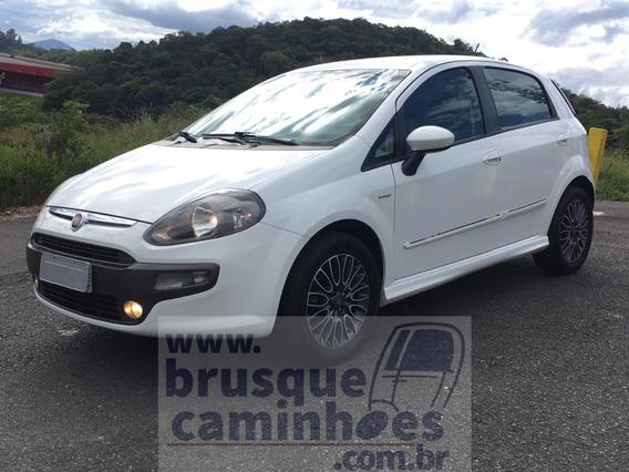 Fiat Punto Sporting Dualogic 1.8 Flex Ano 2014 Completo