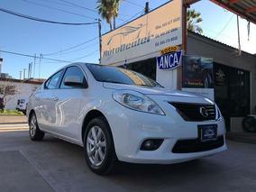 Nissan Versa 2012 1.6 Advance 5vel Mt