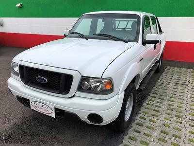Ranger Cd Xl 3.0 Diesel 4x4 Turbo, Completa. Linda Camioneta