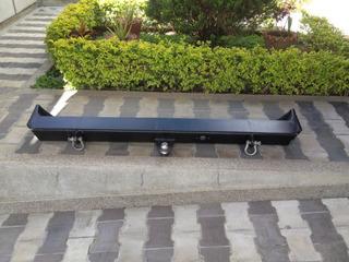 Parachoque Trasero Rustico Para Samuray Toyota