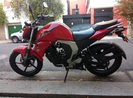 Moto Yamaha Fz Fi - 6.000 Km