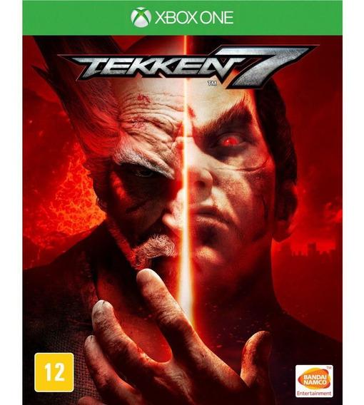 Tekken 7 - Xbox One Midia Fisica Lacrado