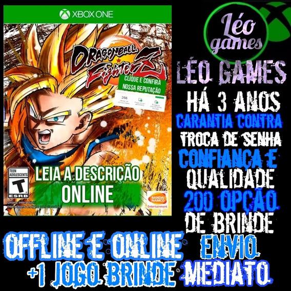 Dragon Ball Fighter Z Ultimate Edition Xbox One Mídia Digita