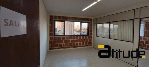 Imagem 1 de 6 de Sala Comercial Locação 40m² Jd. Dos Camargos - 4599