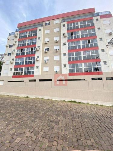Imagem 1 de 8 de Apartamento Com 3 Dormitórios À Venda, 96 M² Por R$ 465.000,00 - São Cristóvão - Lajeado/rs - Ap2207
