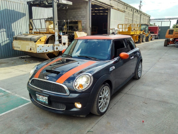 Mini Cooper S Hot Chili Automatico Turbo