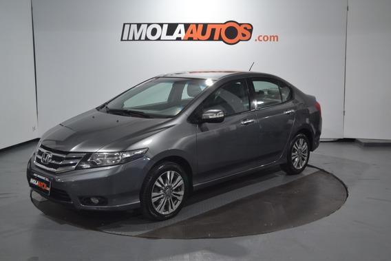 Honda City 1.5 Ex-l A/t 2014 -imolaaautos