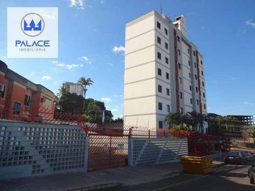 Apartamento Com 1 Dormitório À Venda, 34 M² Por R$ 130.000,00 - Alto - Piracicaba/sp - Ap0137
