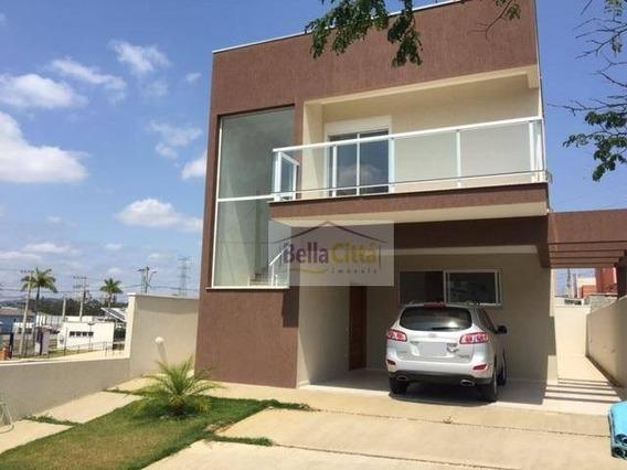 Casa Residencial À Venda, Bella Citta Jardim Marica / Fazenda Rodeio, Mogi Das Cruzes. - Ca0481
