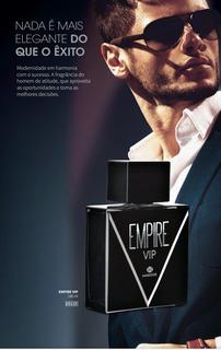 NovoPerfume Empire Vip Hinode Eleito Melhor Perfume Do Bra