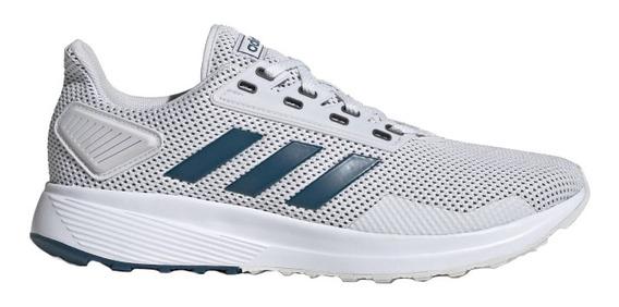 Zapatillas adidas Duramo 9 Hombre Gr/bl Running