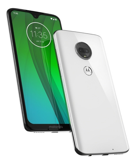 Celular Moto G7 6.2¨ 4gb 64 Gb Android Pie 3000mah