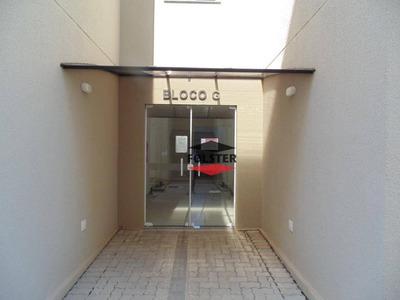 Apartamento Com 2 Dormitórios Para Alugar, 49 M² Por R$ 830/mês - Parque Residencial Santa Inês - Santa Bárbara D