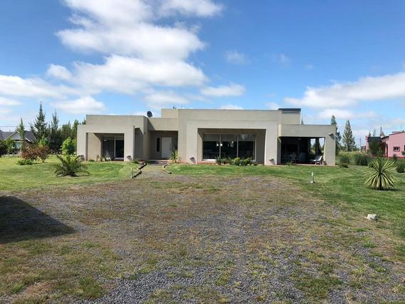 Casa Quinta En Chacras De Malvinas - Brandsen