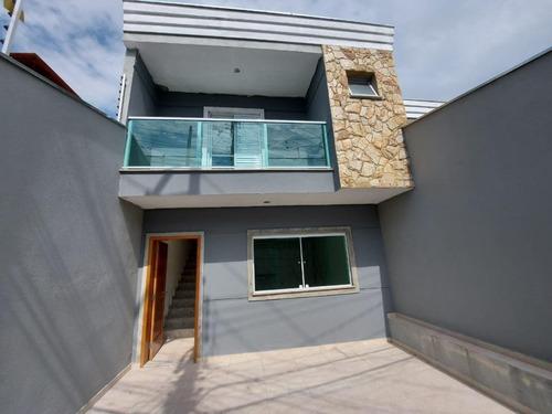 Sobrado Com 2 Dormitórios À Venda, 65 M² Por R$ 375.000,00 - Jardim Maringá - São Paulo/sp - So2952