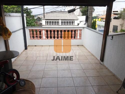 Sobrado Com 2 Dormitórios E 2 Vagas Na Vila Sônia ( Jardim Celeste) - Ja13662