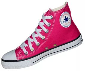 Tenis All Star Cano Alto Pink