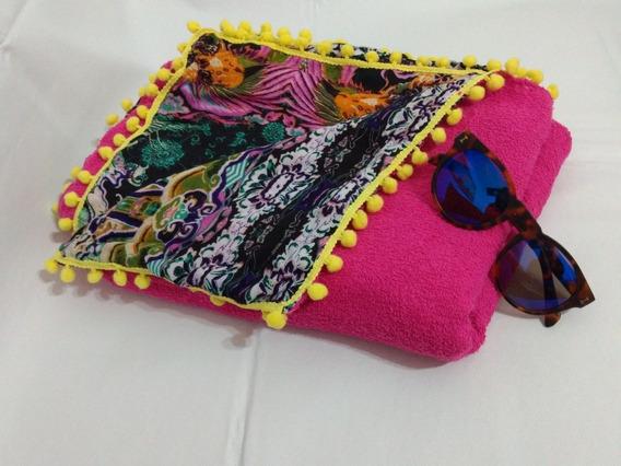 Toalha Saída De Praia Canga Moda Feminina