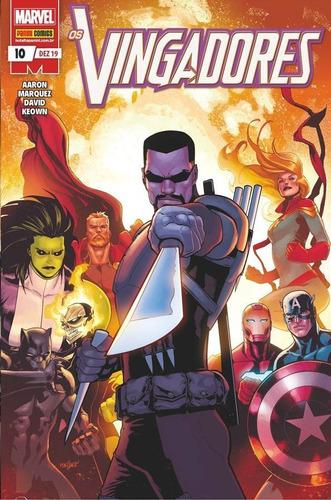 Imagem 1 de 1 de Os Vingadores - 10