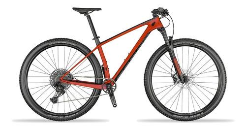 Bicicletas Scott Scale 940 2021 Carbono Rockshox Judy