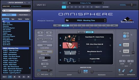 Omnisphere 2 11dvds Todos Instrumentos Acusticos, Eletricos