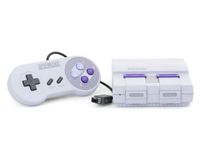 Vendo Super Nintendo Excelente Precio Y Condiciones
