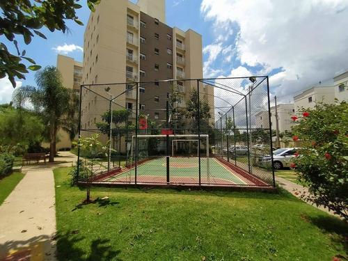 Apartamento Em Jardim São Francisco, Piracicaba/sp De 47m² 2 Quartos À Venda Por R$ 160.000,00 - Ap1015753
