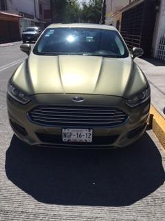 Ford Fussion 2013 Se Automatico Q/c