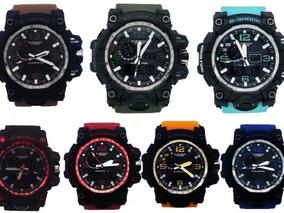 Relógios G-shock Casio Prova D,água Kit Com 15 Unidades