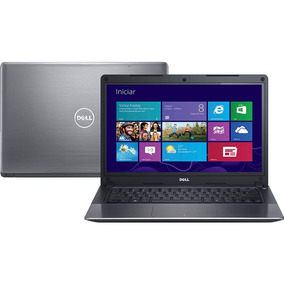 Notebook Dell Vostro I5 8gb 128gb Ssd Geforce Touchscreen 14