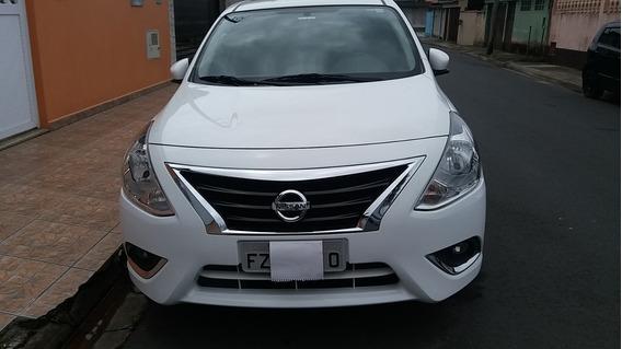 Nissan Versa Unique 2016 Completo