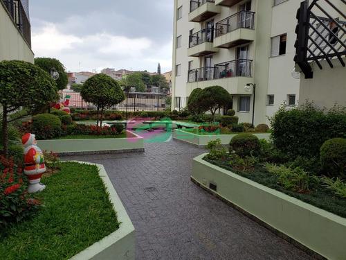 Imagem 1 de 30 de Apartamento Em Vila Regente Feijó - São Paulo - 4487