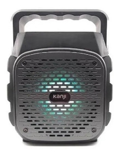 Parlante Inalambrico Bluetooth Kanji Pacha Radio Fm Usb